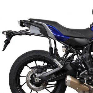Portapacco Laterale 3P System YAMAHA MT-07 TRACER 700cc (16>)