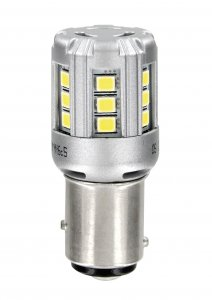 LEDriving Retrofit Led Standard - (P21/5W) - BAY15d - 2 pz  - Blister - Bianco